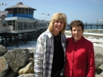 LOIS SNYDER AND LORNA RENSHAW  CALIFORNIA 2009